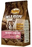 ニュートロ ワイルドレシピ 超小型犬~小型犬用 成犬用 チキン 2kg