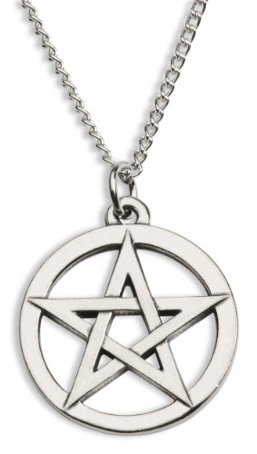 スーパーナチュラル アクセサリー / Pentagram Necklace / ANL-52