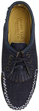 Blucher 501K: Denim