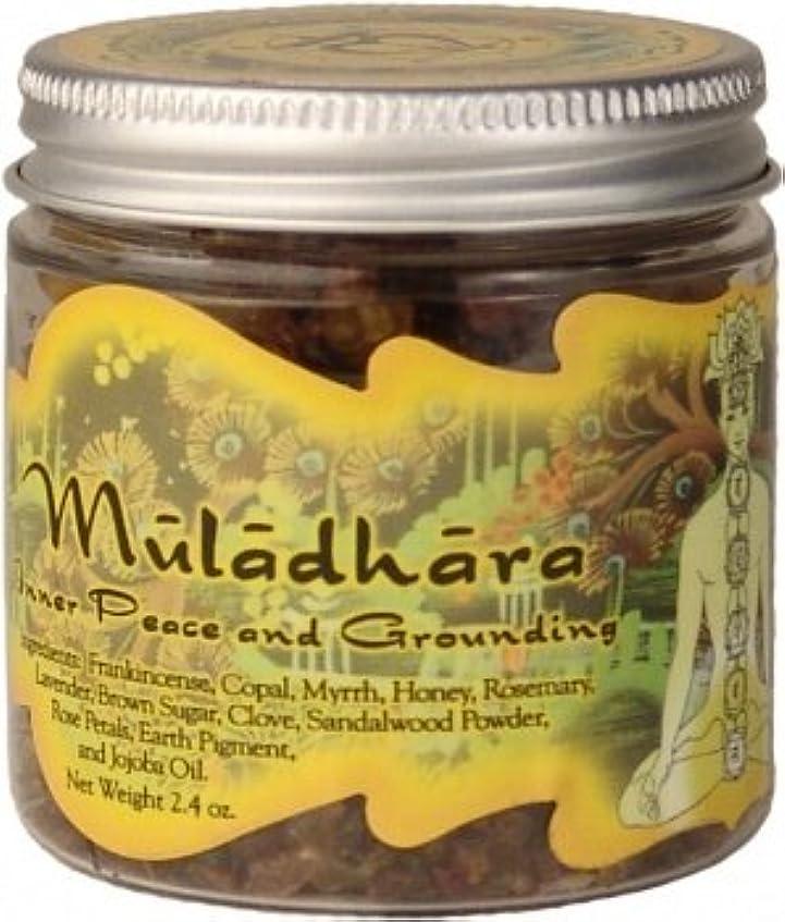 セーター武器テープ樹脂Incense Root Chakra Muladhara – 接地and Inner Peace – 2.4oz Jar
