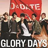 GLORY DAYS[初回限定盤B]