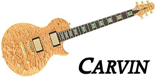 【国内正規品】 CARVIN カービン エレキギター CS6S Deep Clear Quilt