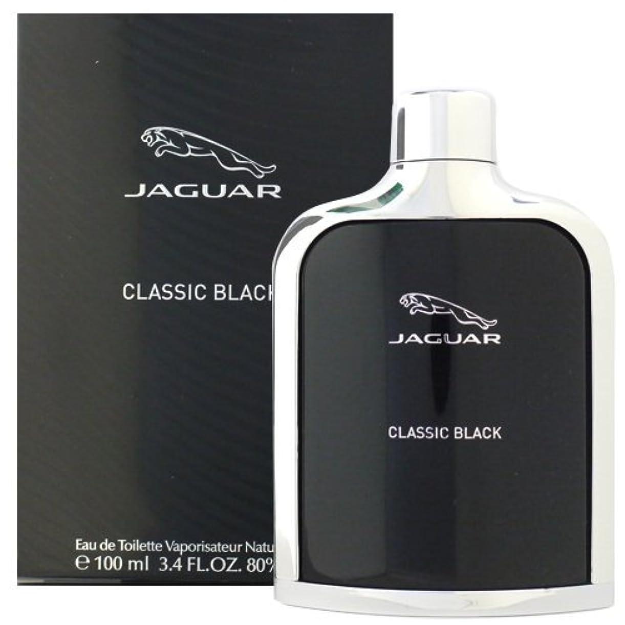【ジャガー】ジャガー クラシック ブラック EDT?SP 100ml [並行輸入品]