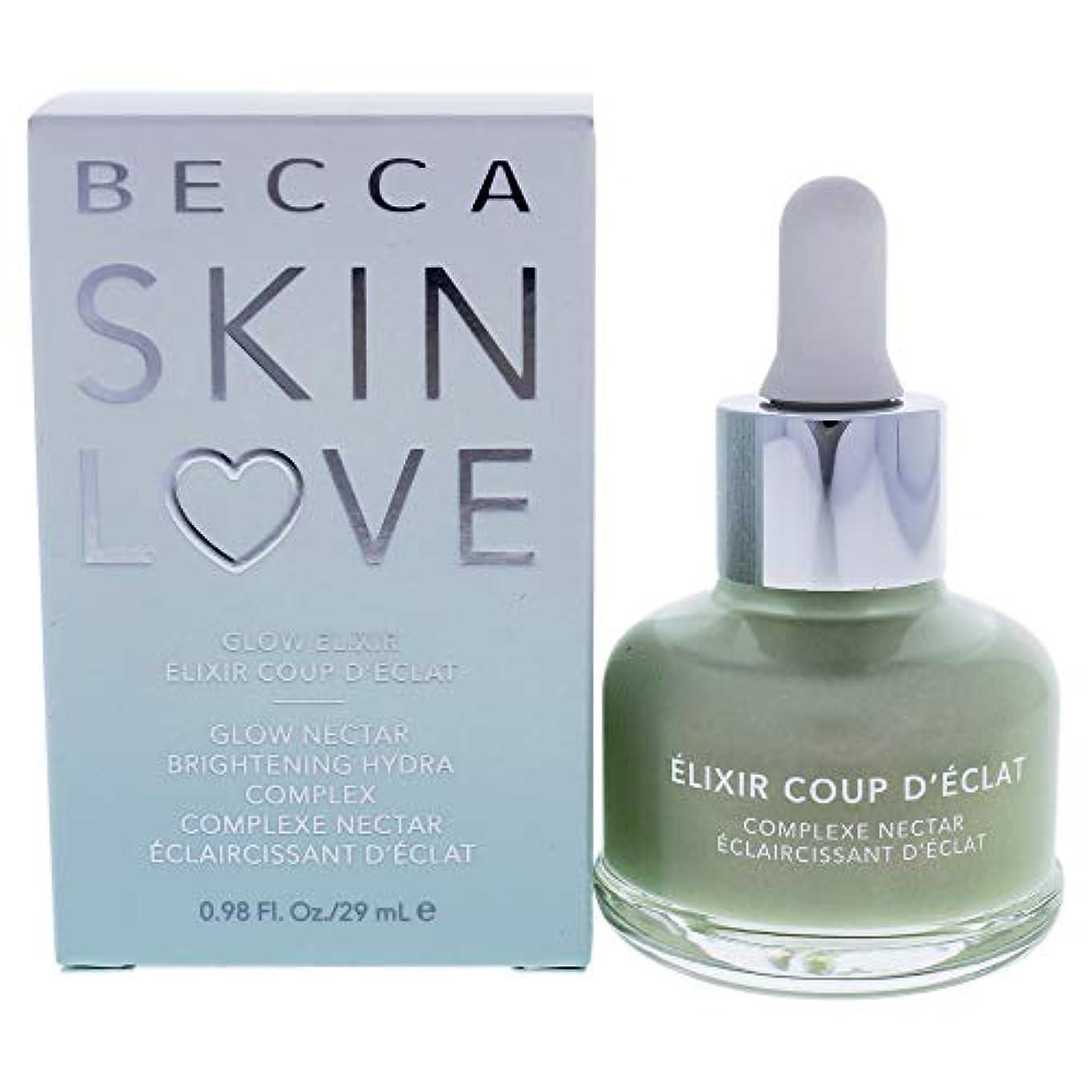 セッティング治療退屈ベッカ Skin Love Glow Elixir Glow Nectar Brightening Hydra Complex 29ml/0.98oz並行輸入品