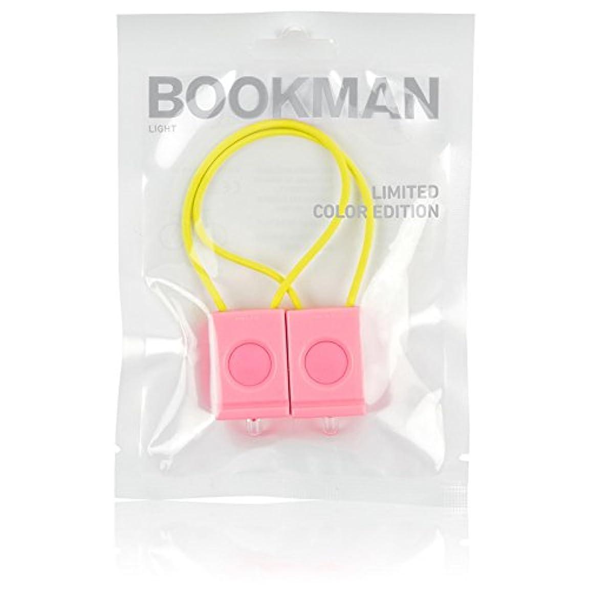 酸っぱい助けてバイバイBOOKMAN - Bookman Light 2016S/S LTD Sunset Pink 2016年春夏リミテッドカラーモデル