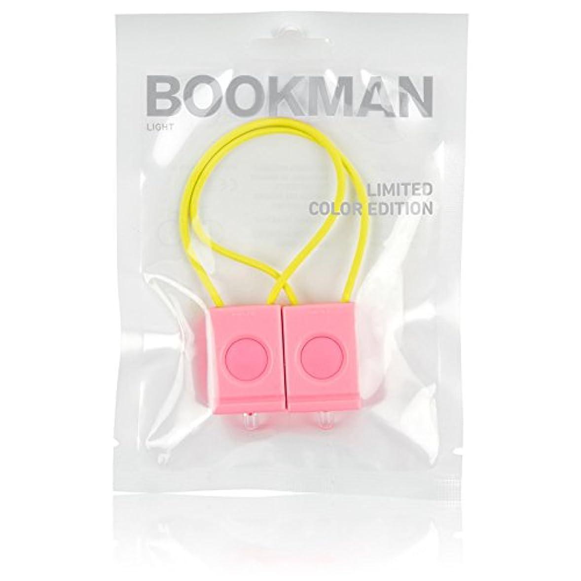 鮮やかな環境保護主義者倍率BOOKMAN - Bookman Light 2016S/S LTD Sunset Pink 2016年春夏リミテッドカラーモデル