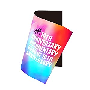 AAA 10th ANNIVERSARY Documentary ~Road of 10th ANNIVERSARY~(DVD+スマプラ)
