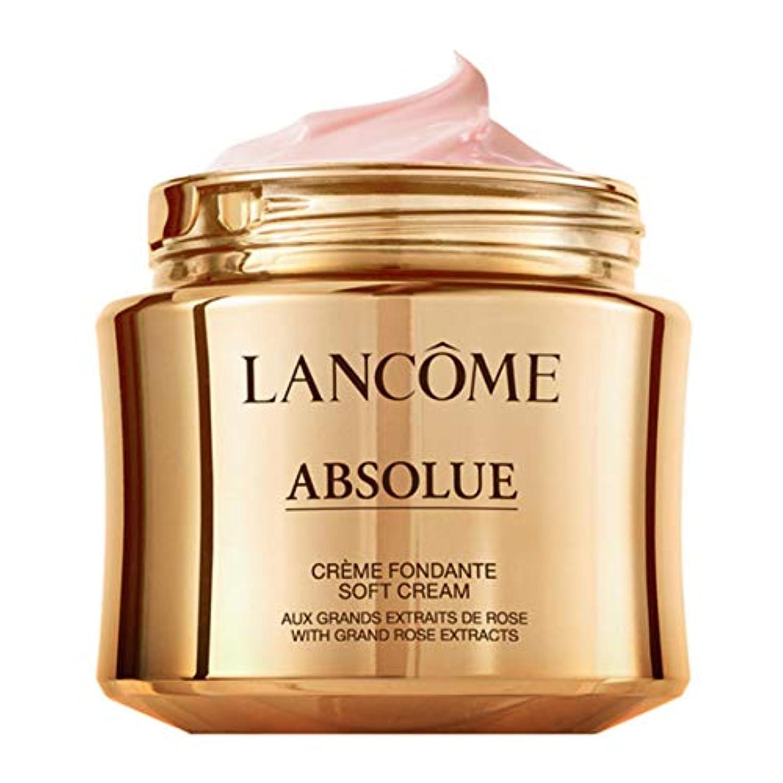 メニュー南アメリカ名誉ランコム Absolue Creme Fondante Soft Cream Refill 60ml/2oz並行輸入品