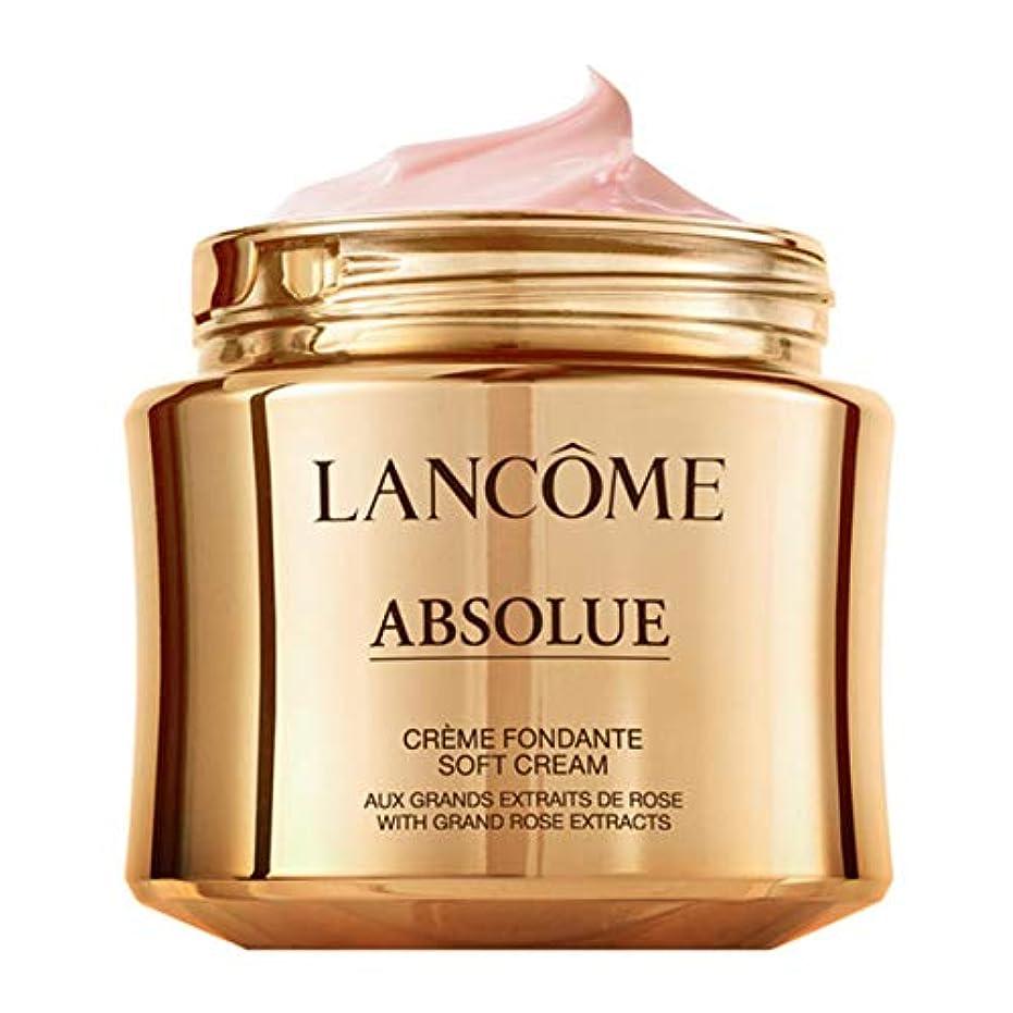 楽なそんなに方法論ランコム Absolue Creme Fondante Soft Cream Refill 60ml/2oz並行輸入品