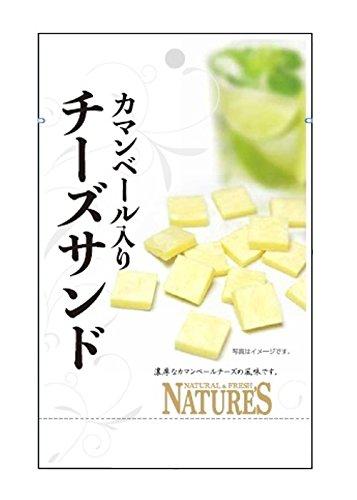ネイチャーズ カマンベール入りチーズサンド 28g