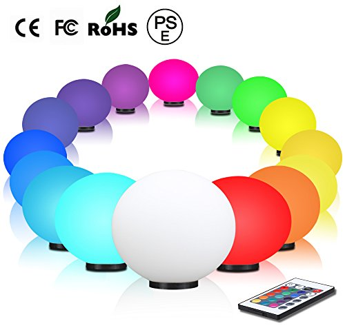 Light.JP LEDムードランプ RGB スタンドリモートコントロールカラー 保護児童の目小夜ランプ16色の変色スタンド 常夜灯
