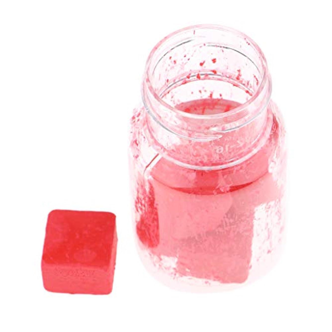 娯楽戦術屋内で口紅の原料 リップスティック顔料 DIYリップライナー DIY工芸品 9色選択でき - I