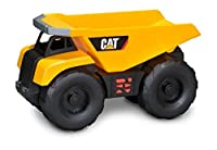 Toy State Caterpillar Construction Job Site Machines: Dump Truck (Styles May Vary) [並行輸入品]