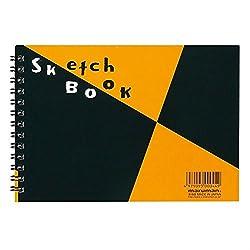 マルマン スケッチブック 図案印刷シリーズ B6(122×174mm) 並口画用紙 24枚 S160