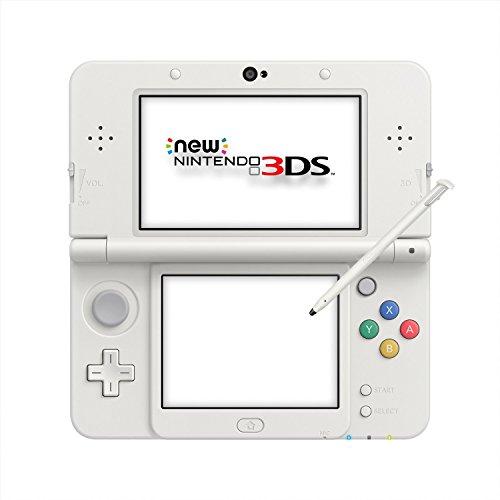 New Nintendo 3DS - White [Japa...