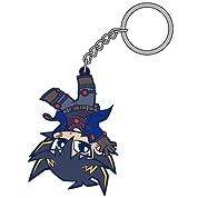 遊☆戯☆王5D's 不動遊星 つままれキーホルダー 逆さ吊りver