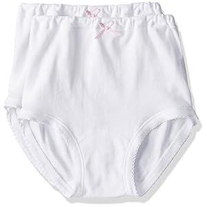 [グンゼ] ショーツ キッズ 女児 オールシーズン(部屋干し・抗菌防臭) 綿100% 2枚組 AF5750B