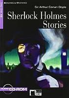 Sherlock Holmes Stories [With CDROM] (Reading & Training: Step 1)