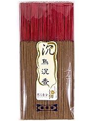 台湾沉香舍 烏沈香 台湾のお香家 - 沈香 30cm (木支香) 300g 約400本