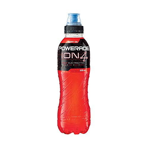 Powerade Berry Ice Sports Drink 12 x 600 mL