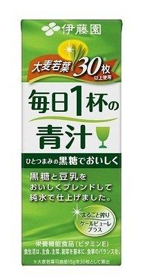 伊藤園 毎日1杯の青汁 パック 200ml×48個 (24個×2ケース
