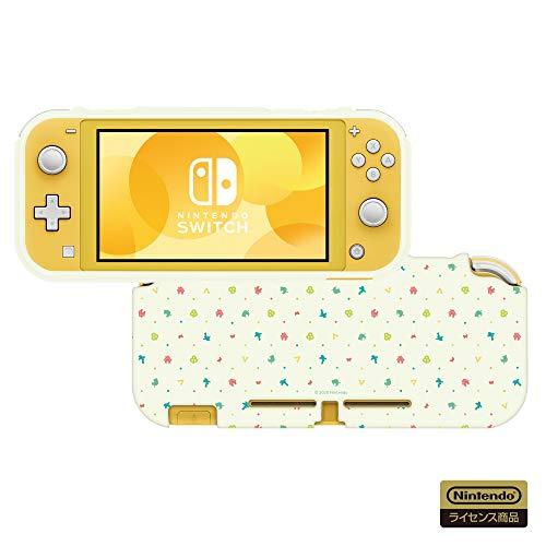 【任天堂ライセンス商品】あつまれどうぶつの森 TPUセミハードカバー for Nintendo Switch Lite