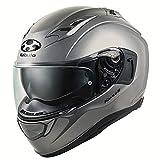オージーケーカブト(OGK KABUTO)バイクヘルメット フルフェイス KAMUI3 クールガンメタ (サイズ:M) 584771