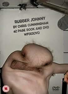 Rubber Johnny [国内盤1500枚限定プレス / オフィシャル・インタビュー対訳・特典ステッカー付きDVD+ART BOOK] (BRCDVD3LTD)