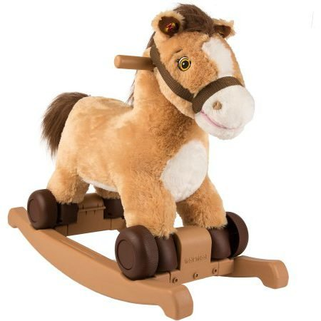 Rocker、Bouncer、子供乗馬玩具、おもちゃ、ポニー...