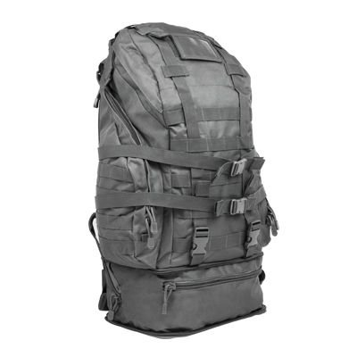 VISM by NcStar Tactical 3Dayバックパック、Urban Gray VISM