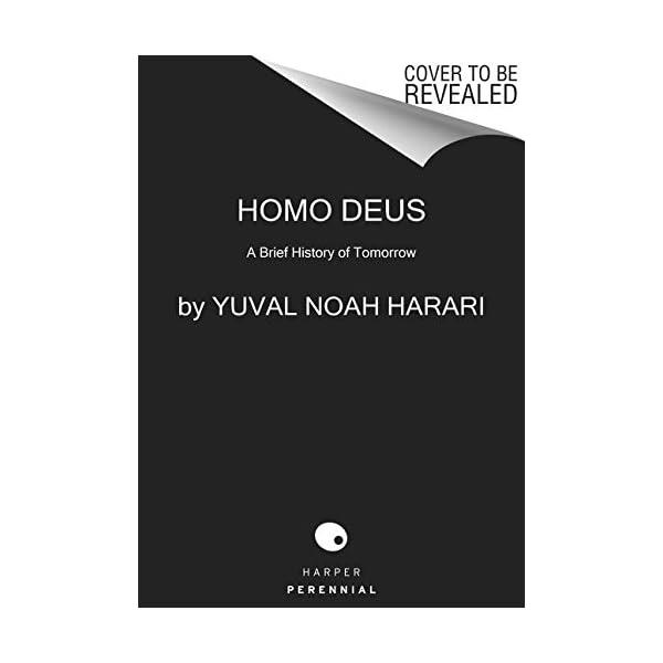 Homo Deus: A Brief Histo...の商品画像