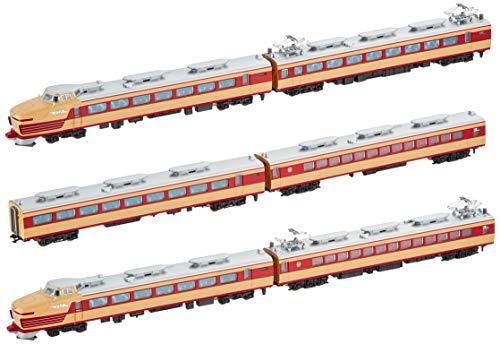 カトー 181系100番台「とき・あずさ」 6両基本セット 10-114...