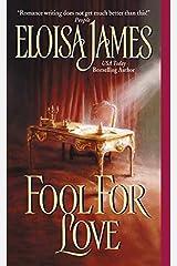 Fool for Love (Duchess in Love, 2) マスマーケット