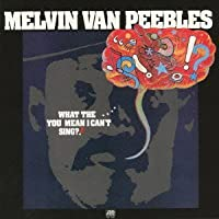 What the You Mean I Can't Sing by Melvin Van Peebles