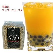 【業務用】Charmyタピオカ ブラックタピオカ1ケース(冷凍1kg×14)