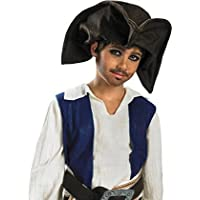 Disguise CostumesChild's Jack Sparrow Pirate Costume Hat おもちゃ [並行輸入品]