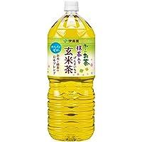 伊藤園 おーいお茶 抹茶入り玄米茶 2L×6本