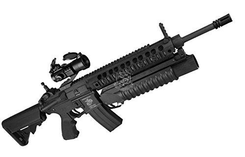 S&T M203タイプ グレネードランチャー ショート BK 【STGLM203SBK】