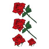 祭化粧 R167 薔薇一輪(17.5cm x 10cm)