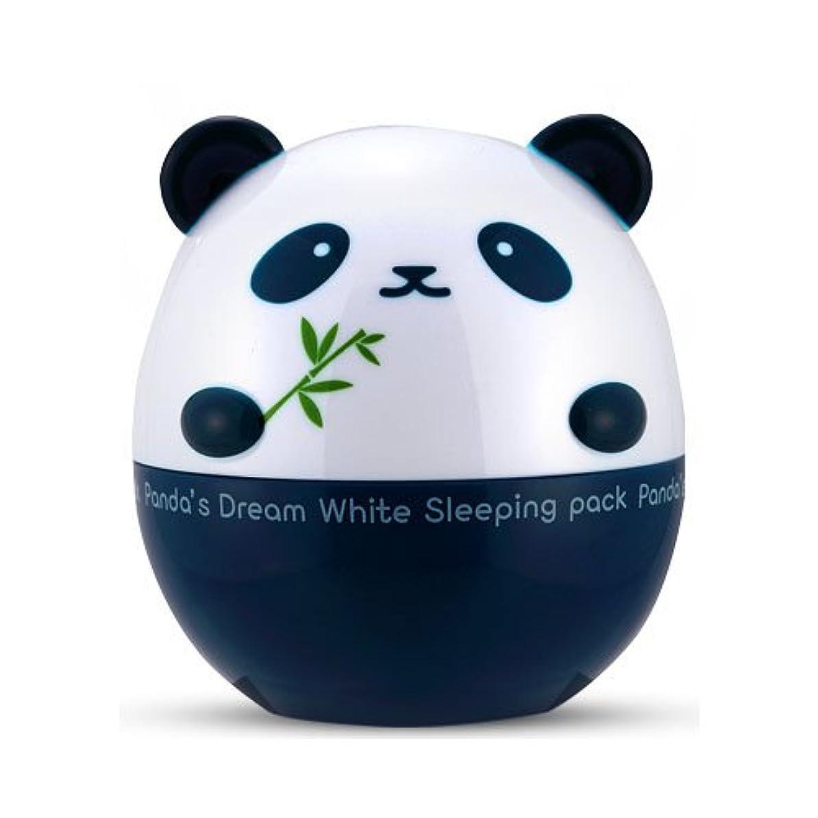 ズボン動物洞窟トニーモリー [韓国コスメ TONY MOLY] パンダの夢 ホワイト スリーピング パック [海外直送品][並行輸入品]