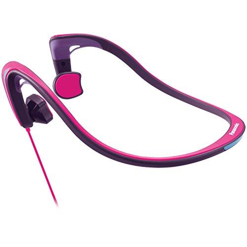 反射型デザイン、ピンクパナソニックRP-HGS10-Pオープンイヤー骨伝導ヘッドフォン