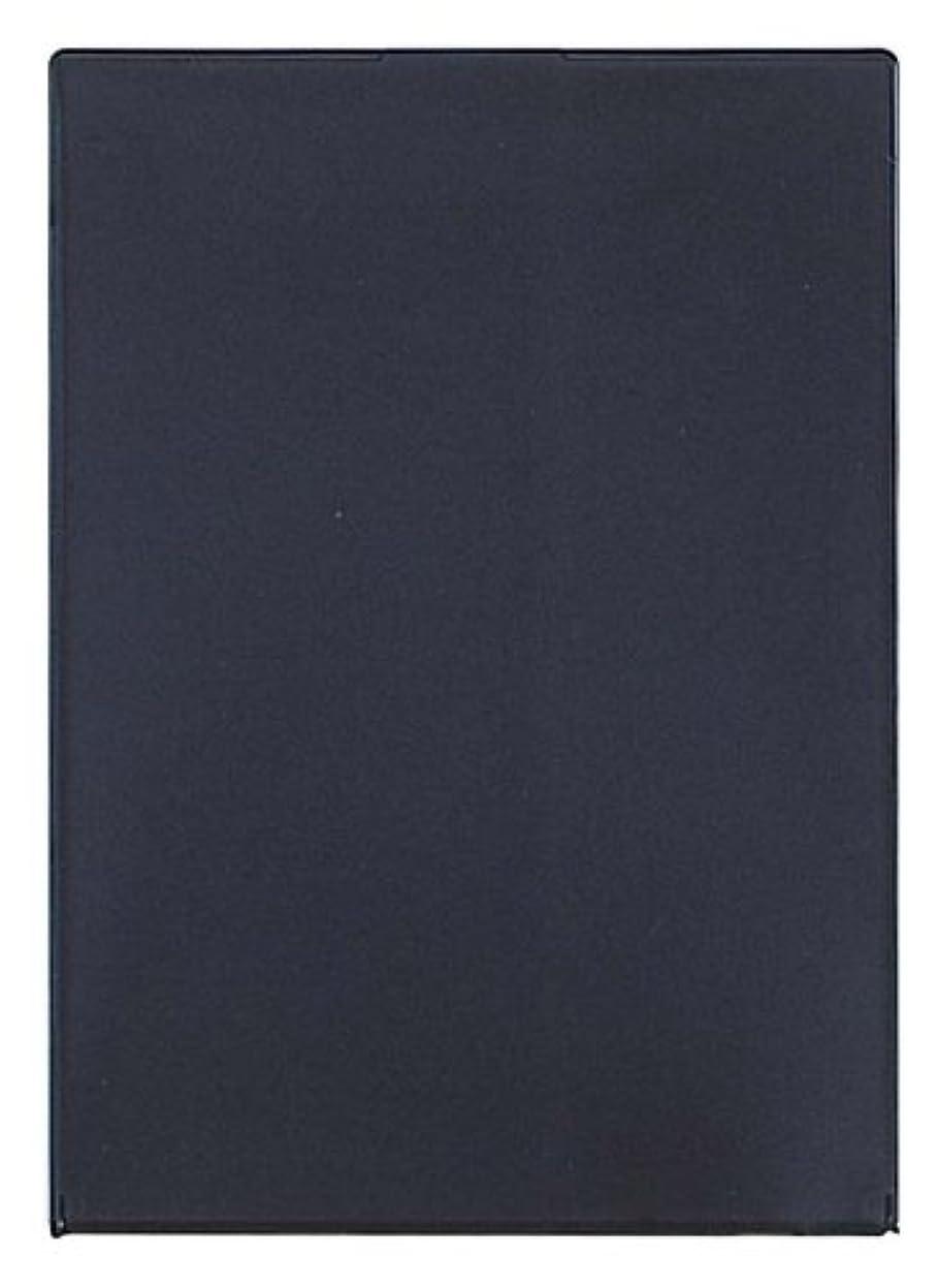 魅力的であることへのアピール保育園チャンピオンシップビブレ角型コンパクトミラーLL ブラック Y-1207