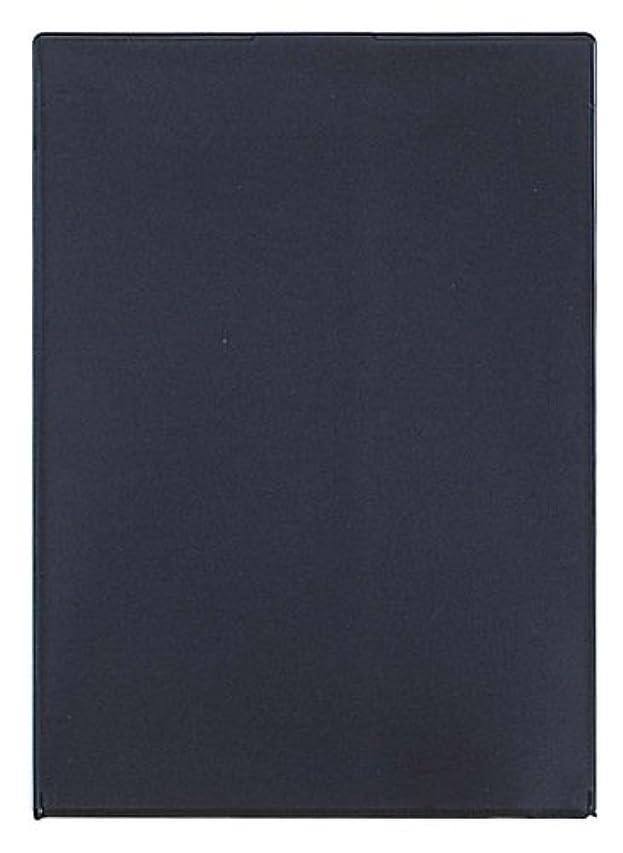 ビブレ角型コンパクトミラーLL ブラック Y-1207