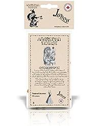 Jabou Amerindian 100%天然お香 コーン - 14個のアロマ - 瞑想 ヨガ リラクゼーション マジック ヒーリング 祈り 儀式 - 20個のコーン 各30分以上持続
