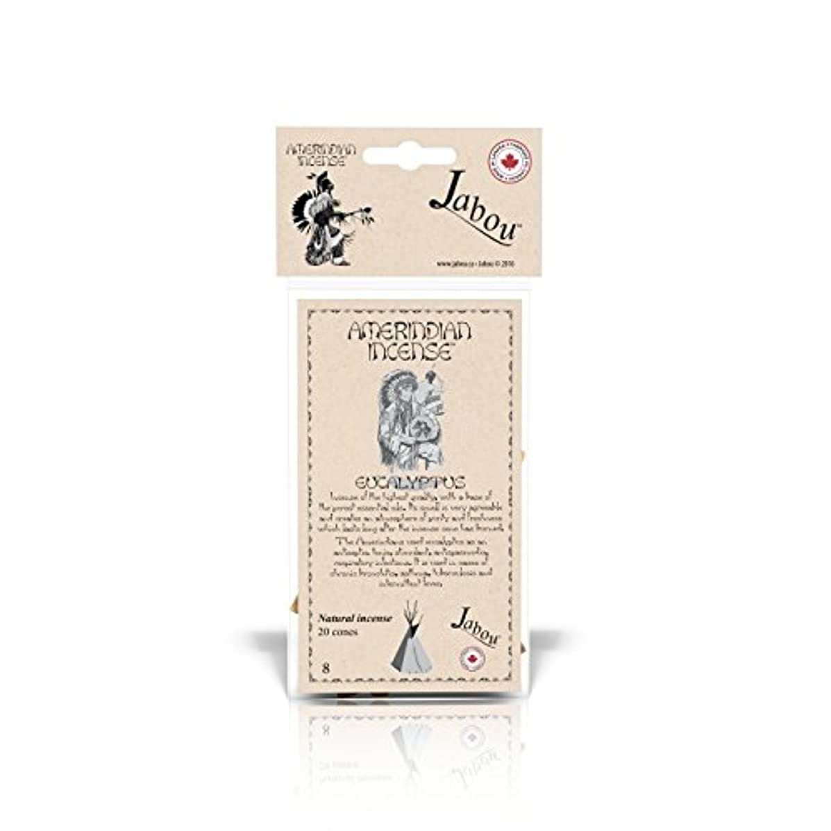 ライターゴミ箱フィードバックJabou Amerindian 100%天然お香 コーン - 14個のアロマ - 瞑想 ヨガ リラクゼーション マジック ヒーリング 祈り 儀式 - 20個のコーン 各30分以上持続