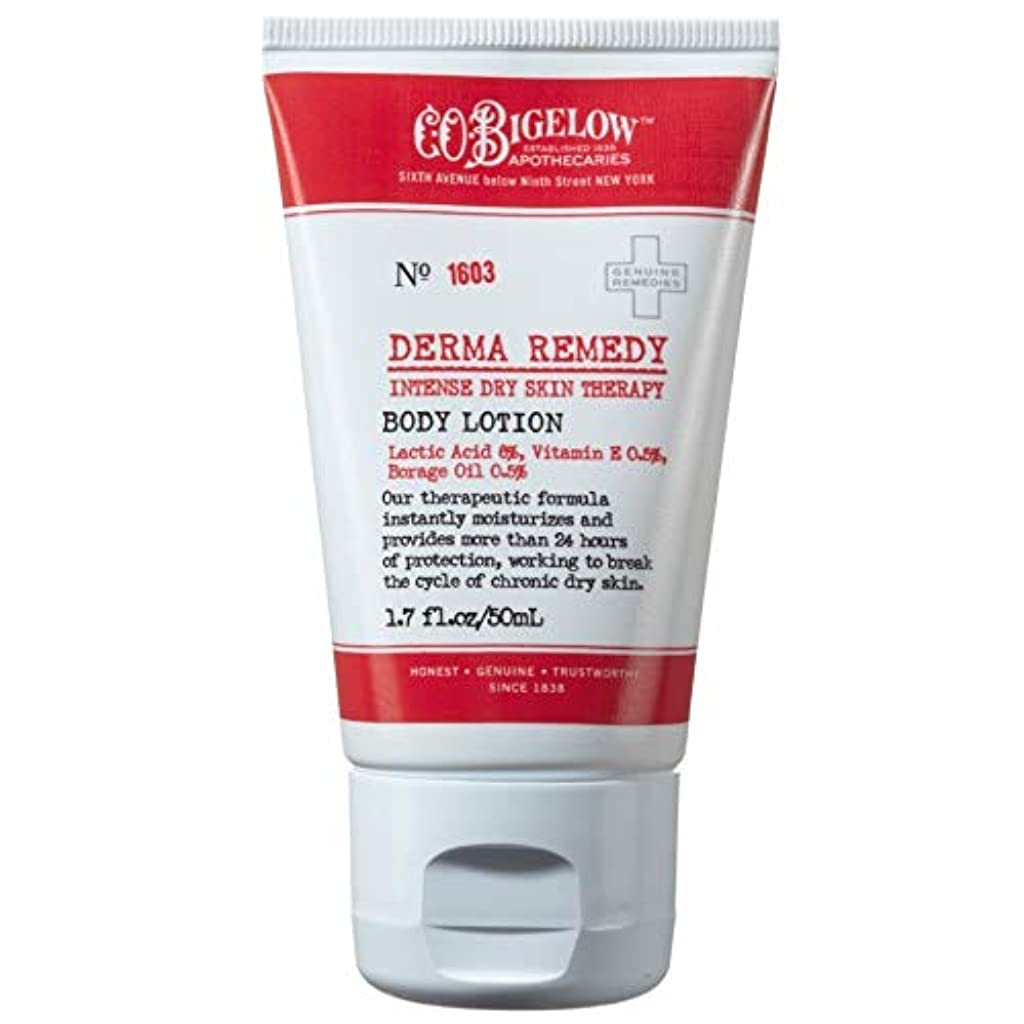 反発するどこにも助けになる[C.O. Bigelow] C.O.ビゲローダーマ救済激しい乾燥肌の治療ボディローション - C.O. Bigelow Derma Remedy Intense Dry Skin Therapy Body Lotion...