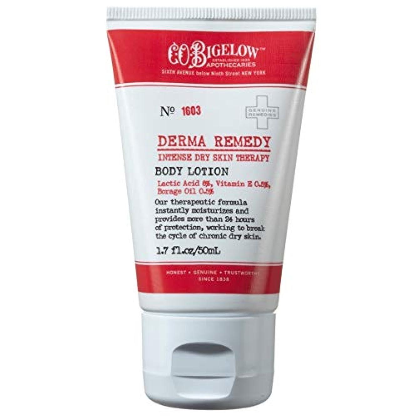 発火する湿原黙[C.O. Bigelow] C.O.ビゲローダーマ救済激しい乾燥肌の治療ボディローション - C.O. Bigelow Derma Remedy Intense Dry Skin Therapy Body Lotion...