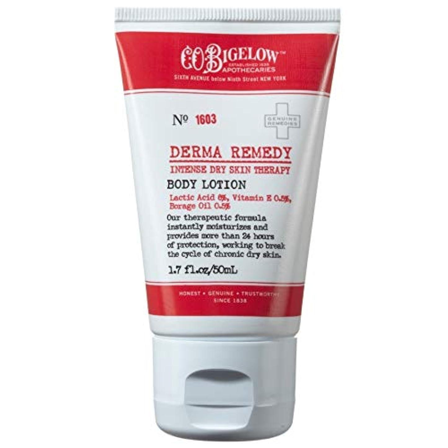 名前で可塑性キャンバス[C.O. Bigelow] C.O.ビゲローダーマ救済激しい乾燥肌の治療ボディローション - C.O. Bigelow Derma Remedy Intense Dry Skin Therapy Body Lotion...