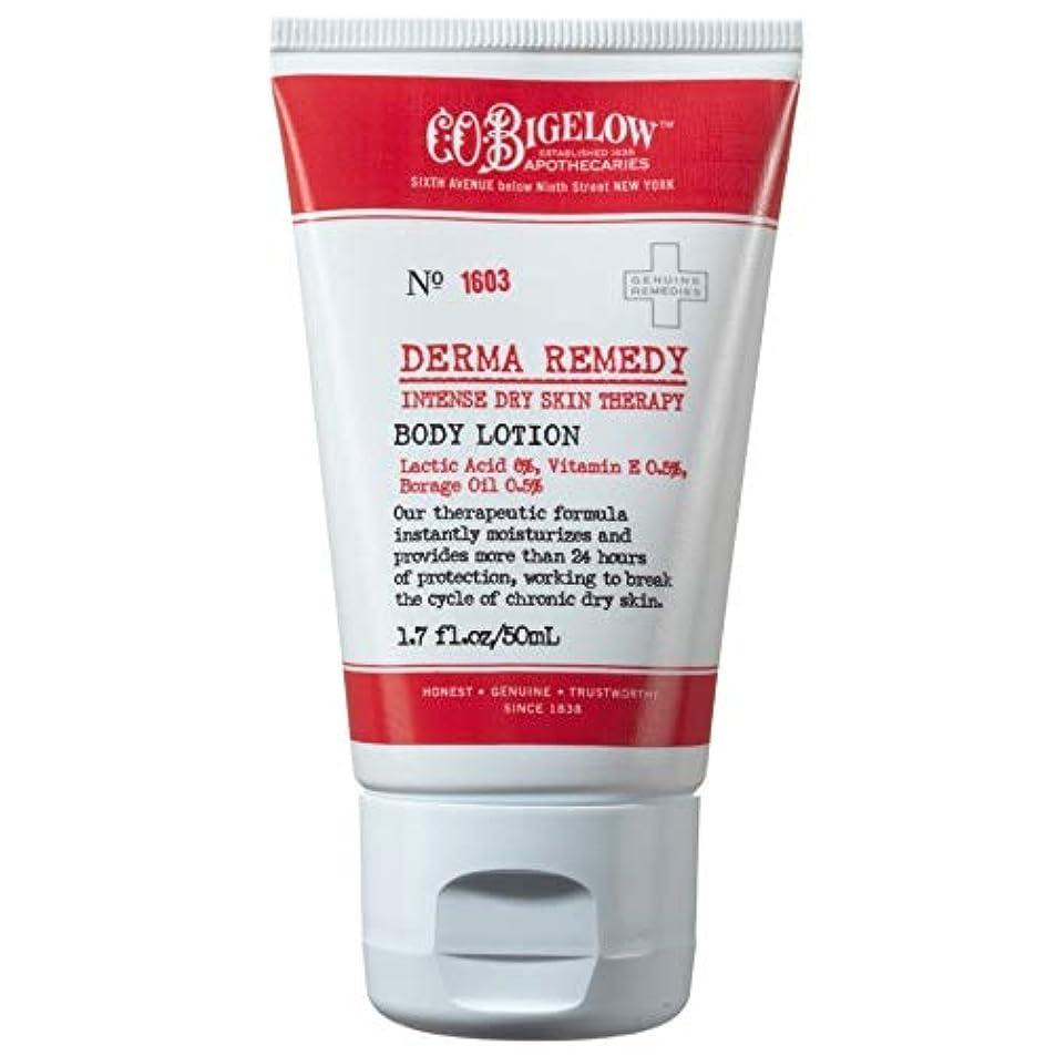 激しいクラウド広々[C.O. Bigelow] C.O.ビゲローダーマ救済激しい乾燥肌の治療ボディローション - C.O. Bigelow Derma Remedy Intense Dry Skin Therapy Body Lotion...