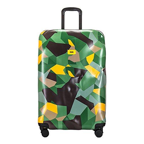 クラッシュバゲージ Crash Baggage スーツケース 100L カモ(40) 限定カラー Lサイズ 大型 大容量 CB133 [並行輸入品]